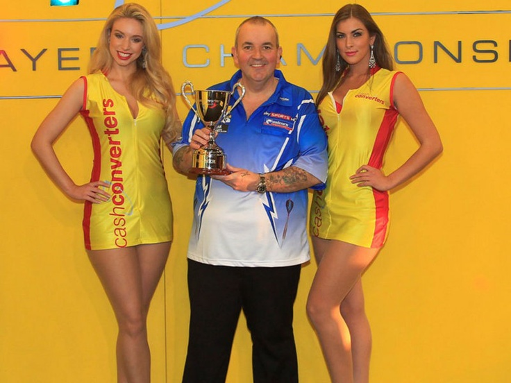 Phil Taylor claims a third win in the Players Championship
