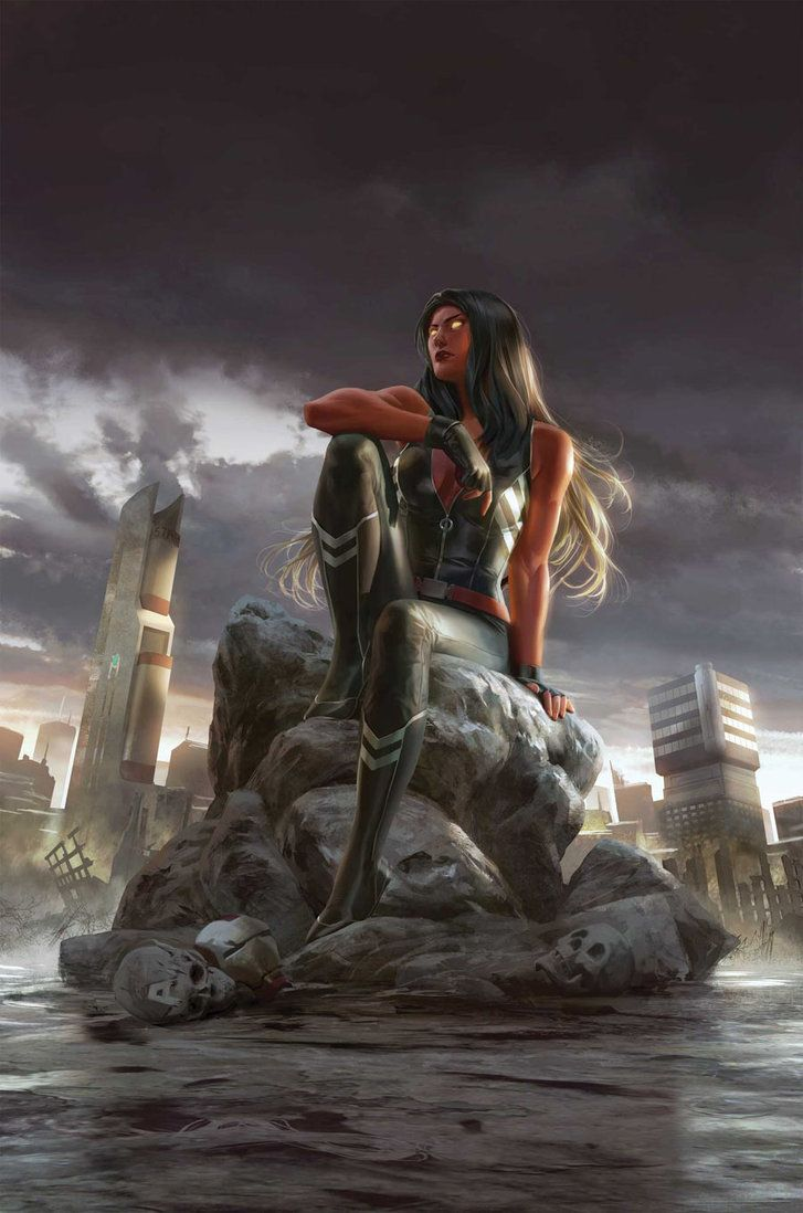 Red She-Hulk 62 by janaschi on DeviantArt