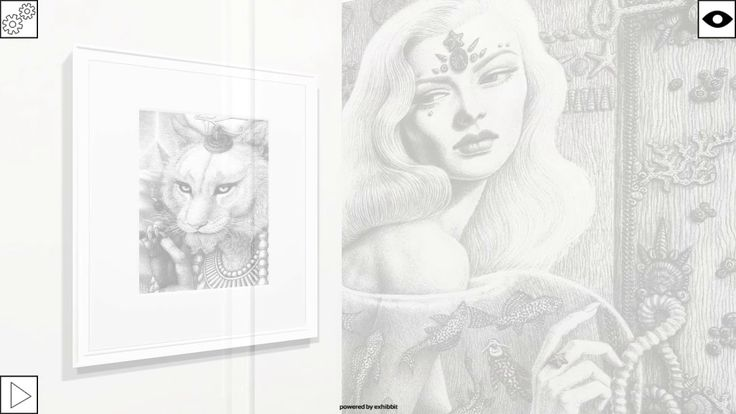 Drift through Lane Worrall's symbolic world of sublime tranquility in this extraordinary exhibition of delicately crafted graphite drawings. 'Portraits of the Mind' is simply unique - No need to queue just click the link to have you own private showing - https://exhibbit.com/exhibitions/