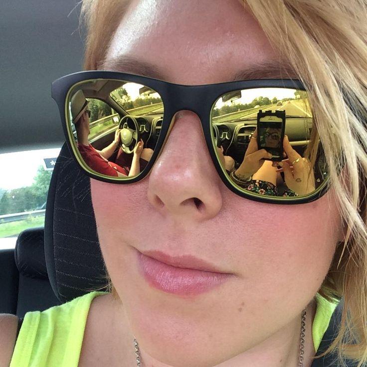 A #mirrorselfie ways rocks @PoliceLifestyle #fbloggers #summer