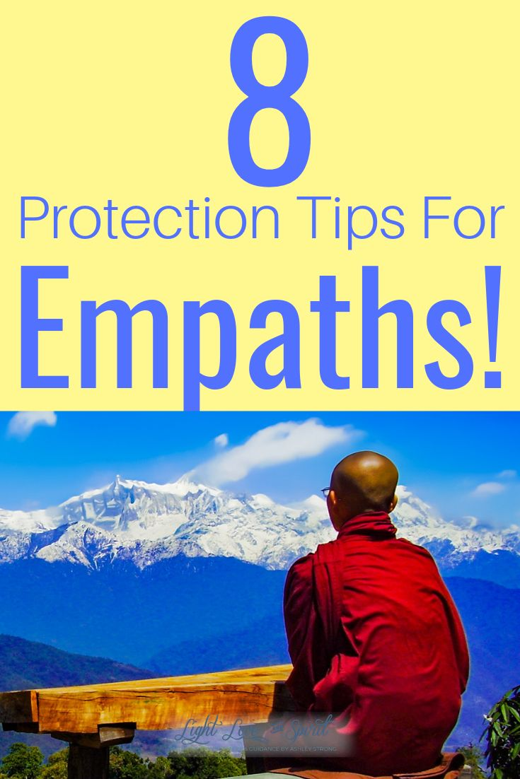 how to protect your energy as an empath reddit