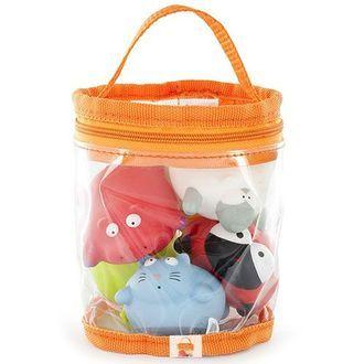 Детские игрушки для купания Babymoov Ферма 6 шт