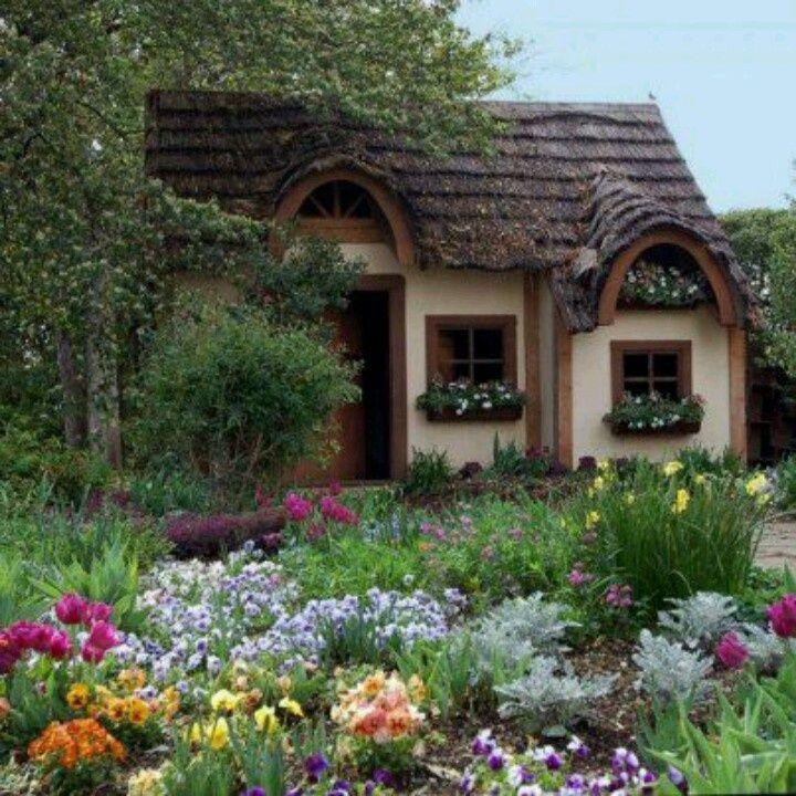 Cozy cottage cozy cottage cottages casas rusticas for Piani di casa cottage storybook