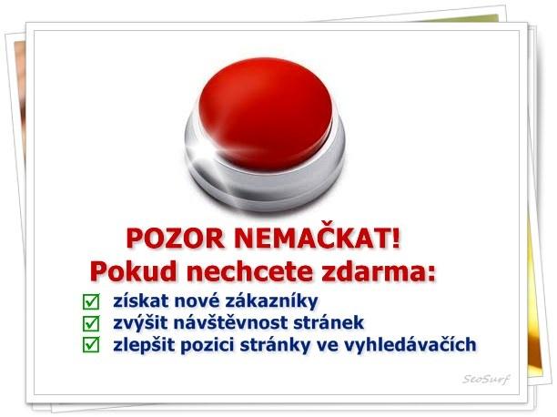 Reklamní systém pro zvýšení návštěvnosti webuhttp://www.seosurf.cz/surf_ads_cz.php?uz=5843