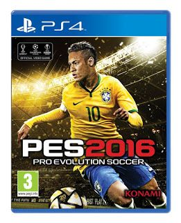 Pro Evolution Soccer 2016  The new and improved Pro Evolution Soccer 2016 has Neymar of Barcelona wearing his Brazilian National Team uniform, the Pro Evolution Soccer game  has the biggest impact of the improved fluidity and responsiveness is felt in the game's dribbling. Pro Evolution Soccer 2016 – PlayStation 4 Standard Edition there is a lot of game play …