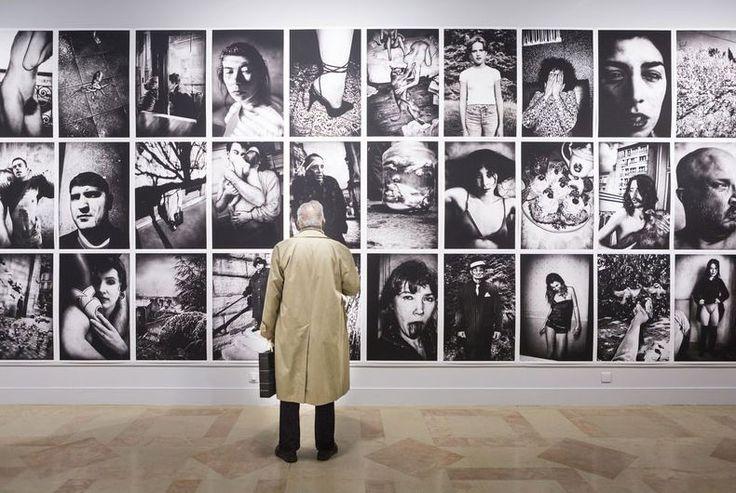 Retour sur l' #exposition de Anders Petersen à la #BNF #grand-hotel-dore #ehibitionparis #expoparis