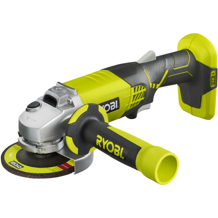 Find Ryobi One+ 18V 115mm Cordless Angle Grinder - Skin Only at Bunnings Warehouse. Visit your local store for the widest range of tools products.