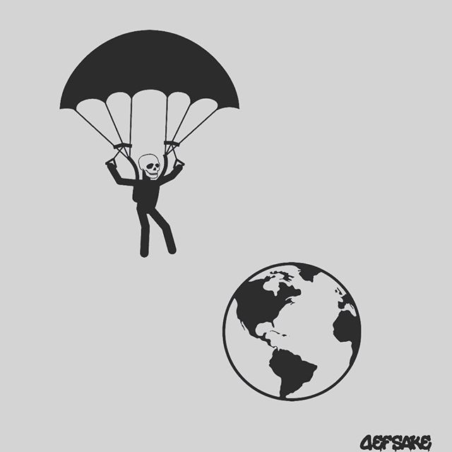 New] The 10 Best Art Ideas Today (with Pictures) - Dead Down to Earth . . .  . . #graphicdesign #design #art #illustration #gra… | Earth drawings, Cool  art, Artwork