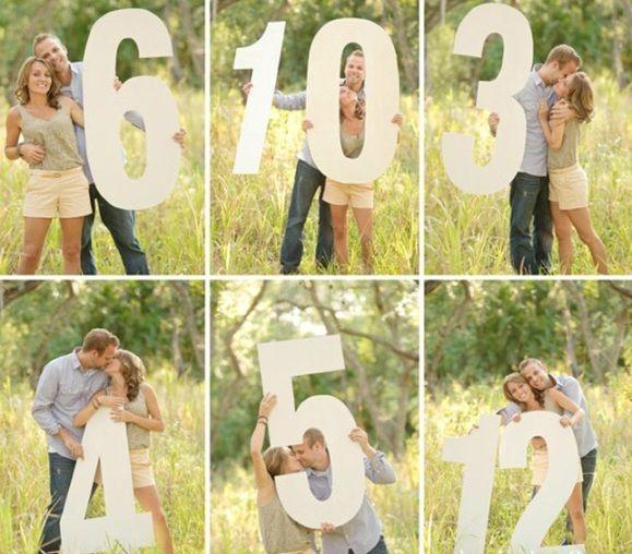 numeracion de mesas para bodas - Buscar con Google