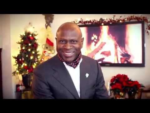 My Christmas Video Message-A Chat With Charles