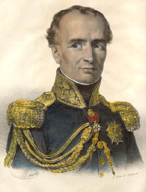 Comte Antoine Drouot. Napoleon called him le Sage de la Grande Armée (the sage of the Grand Army). He was with Napoleon during his exile to the island of Elba, and during his brief comeback known as the Hundred Days. During the Battle of Waterloo Drouot was ordered to relieve a corps of the army as the Marshall who would generally assume command fell ill, as a result it is argued that Drouot (an expert in artillery fire) was therefore dispatched ineffectively throughout the engagement.