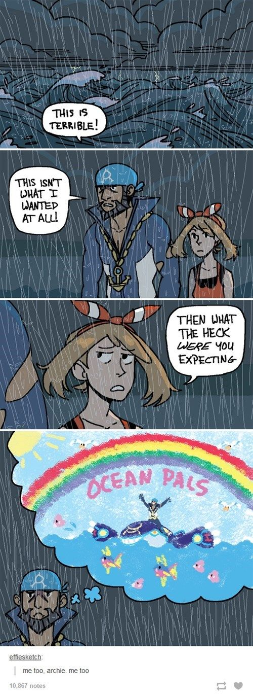 XD ORAS: When the legendary was awakened :3