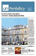 """UNPeriodico: La U.N. traza ruta para """"revivir"""" al San Juan de Dios"""