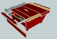 Handkreissäge PKS 66 als Tischkreissäge Bauanleitung zum...
