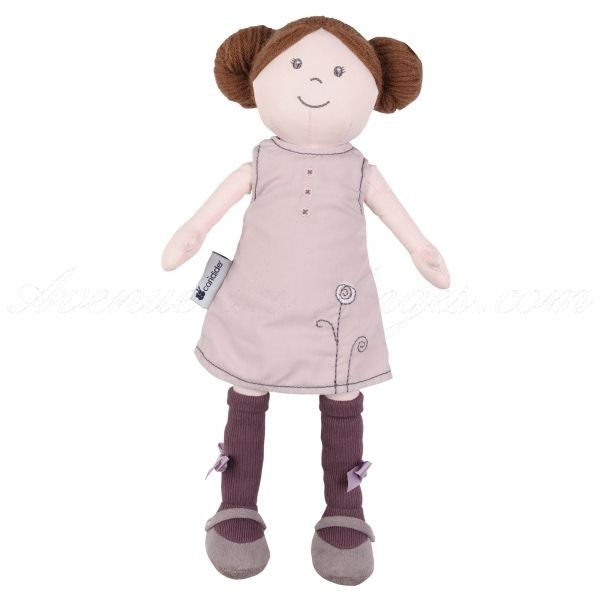 Poupée Louise - Candide: la poupée Louise de la collection #Candide permet de réaliser de beaux trousseaux pour bébé personnalisés.