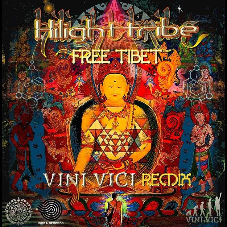 Free Tibet (Vini Vici Remix) by Highlight Tribe