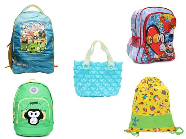The gloomy monsoon days make travel a trouble even if it is just from home to your little one's school. All it takes is one wild downpour to get your kids drenched from head-to-toe. We are sure you've stocked up rain-ready must-haves for your children, but wondered what will happen to their beloved belongings when the monsoon takes its course? Here are some wonderful water-resistant bags you can get your little ones to keep their favourite possessions from getting soaked. Don't Miss: Funky…