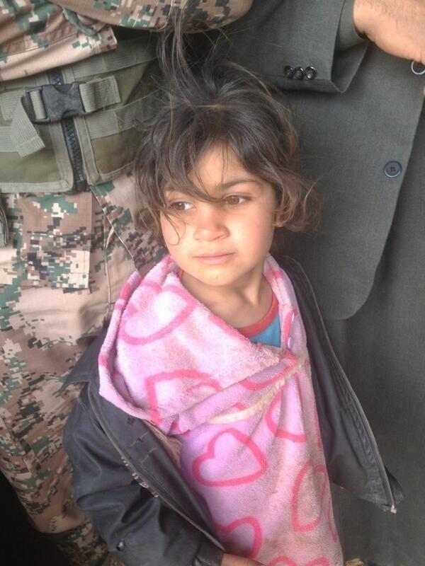UNHCR Italia (UNHCRItalia) su Twitter Rasha, 8anni, è fuggita da Homs in pigiama. Ha viaggiato 12giorni per mettersi in salvo in Giordania #1milioneSiria @And_Harper