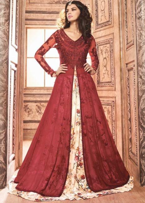 The 25+ best Indian wedding dresses ideas on Pinterest   Wedding ...