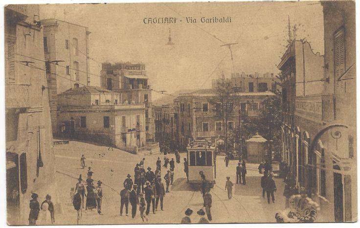 CAGLIARI - Via Garibaldi (26.11.19)