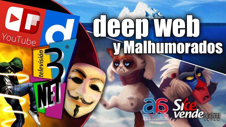 3Net • ¿Qué es la Deep Web?