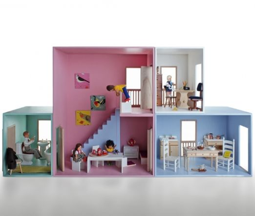 100 Best 25 Modern Dollhouse Ideas House Plan The