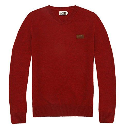 (ノースフェイス) THE NORTH FACE WHITE LABEL V-NECK WOOL SWEATER ... https://www.amazon.co.jp/dp/B01M1ODVYV/ref=cm_sw_r_pi_dp_x_yAp-xbSNKGCZ4