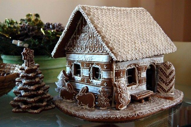 Vánoční perníková vůně