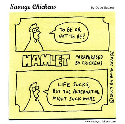 antithesis hamlet to be or not to be Best answer: the antithesis you mentioned contributes to the theme of the play hamlet is contemplating suicide in this soliloquy (as you probably know already), so to be or not to be captures that dilemma.