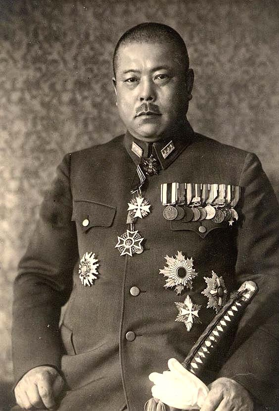 Tomoyuki Yamashita (1885-1946) Army general, commander of Japanese forces in the Philippines