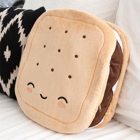 Almohadas con formas creativas