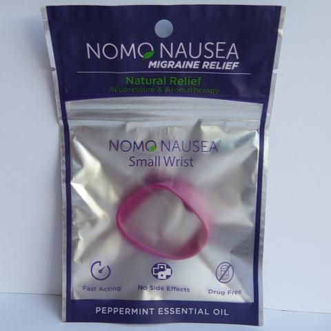 NoMo Migraine Relief Band Small Wrist