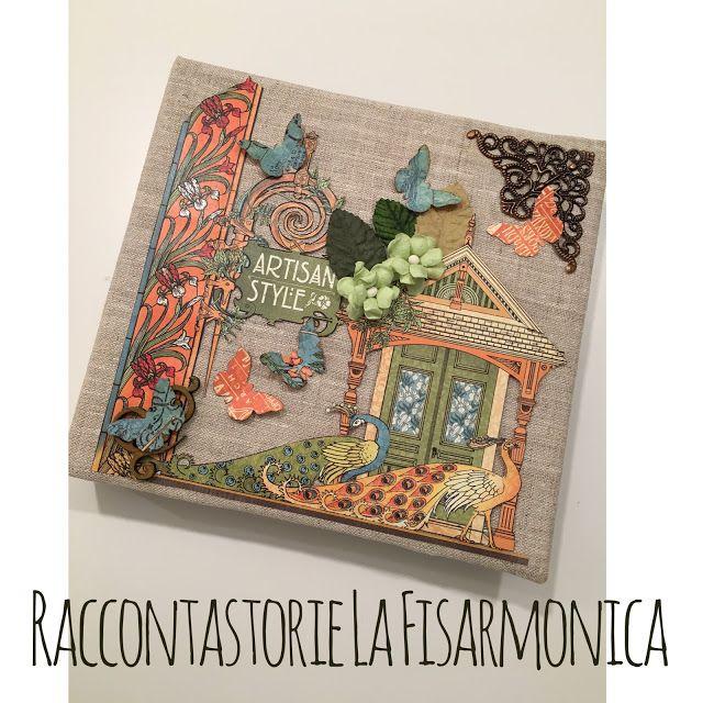 Il Dire Il Fare - Minialbum Graphic 45 Artisan Style