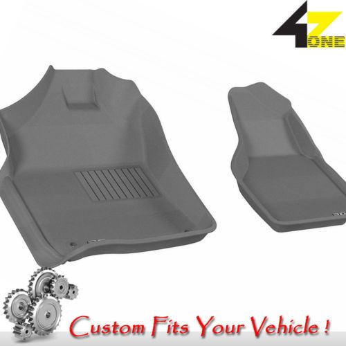 3D Fits 2014-2015 Ram 1500 G3AC65522 Gray Waterproof Front Car Parts For Sale