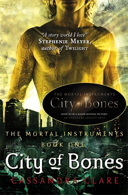 Read Online  City of Bones   Book by Cassandra Clare   Review