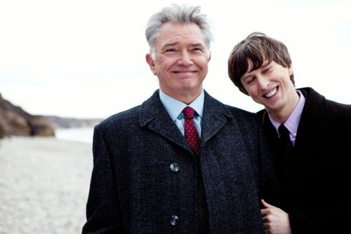 Martin Shaw & Lee Ingleby (George Gently)