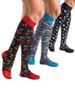 Compression Socks - Fun Patterned Socks   Solutions