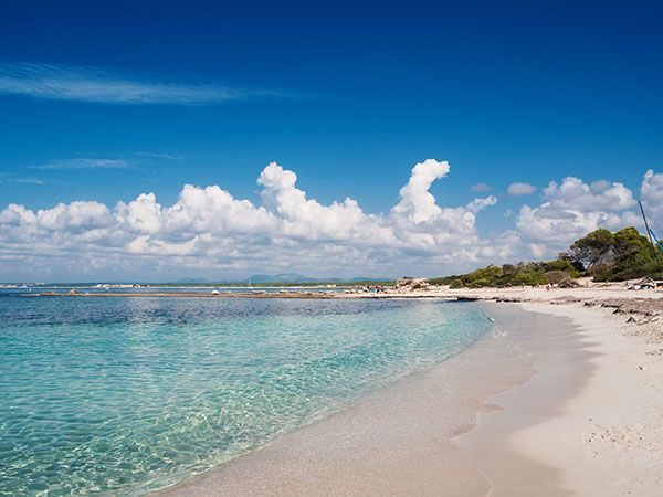 9. Es Trenc beach, à Majorque