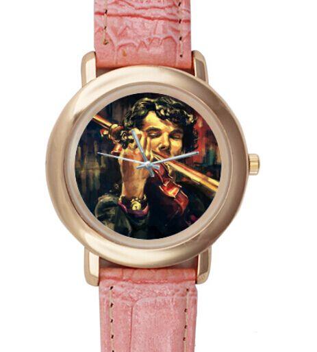 Купить товарШерлок холмс хорошее purduct мода черные мужчины кварцевые нержавеющей стали свободного покроя женщины спорт наручные часы бесплатная доставка YT99 в категории  на AliExpress.             Средний Индивидуальные часы Высокое качество.                             Эти часы более чем способ.