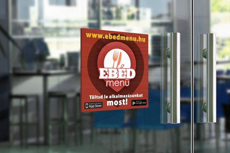 Az Ebédmenü matricával ellátott éttermek menü kínálatát megtaláljátok az Ebédmenü alkalmazásban és a www.ebedmenu.hu oldalon is!