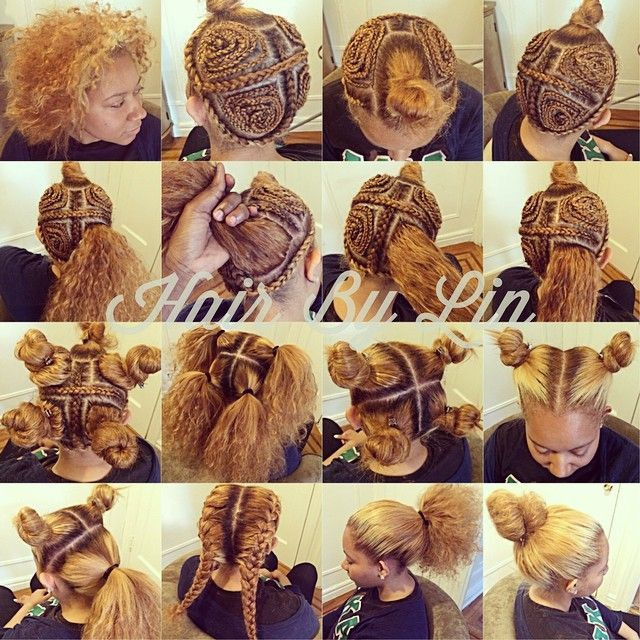 27 best Vixen weave images on Pinterest | Vixen sew in, Braided hair ...