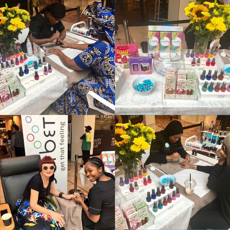 Thank you to all our fabulous sponsors! What a day! #NicciAW17 Launch Party! #Sorbet #nails #pamper