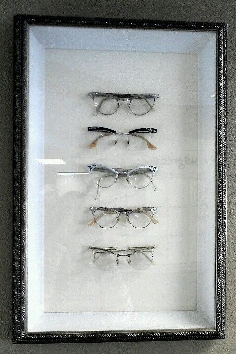 I went to the eye doctor and this was hanging on the wall. I love it!