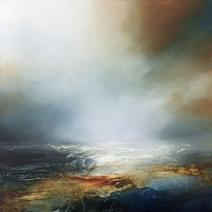 Explorations 2, Oil painting by Paul Bennett | Artfinder