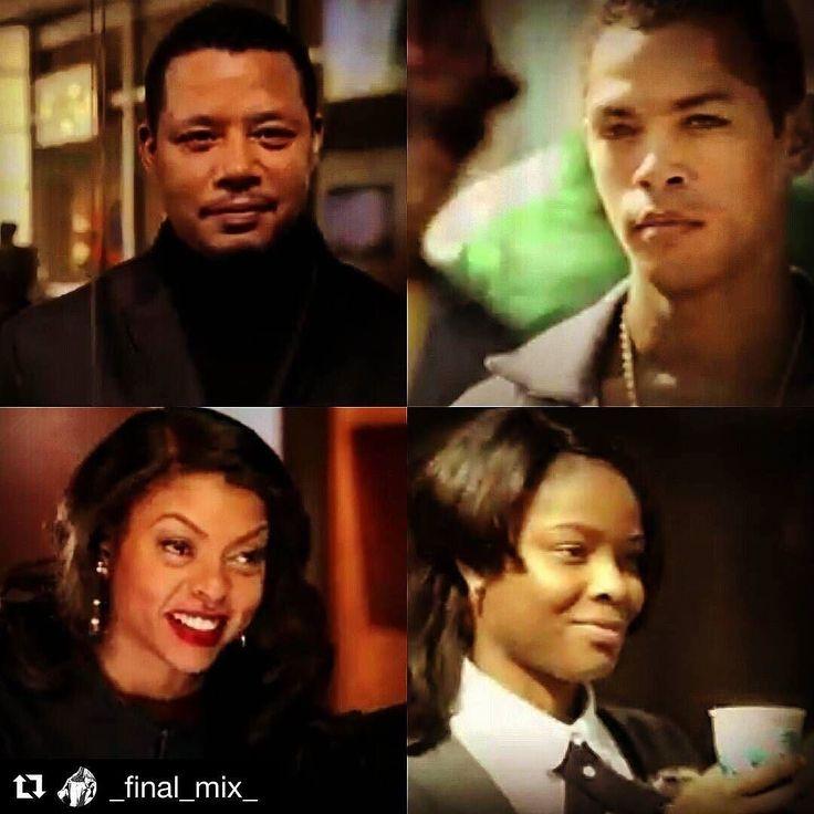 Empire. Season 3x2. Cookie & Lucious