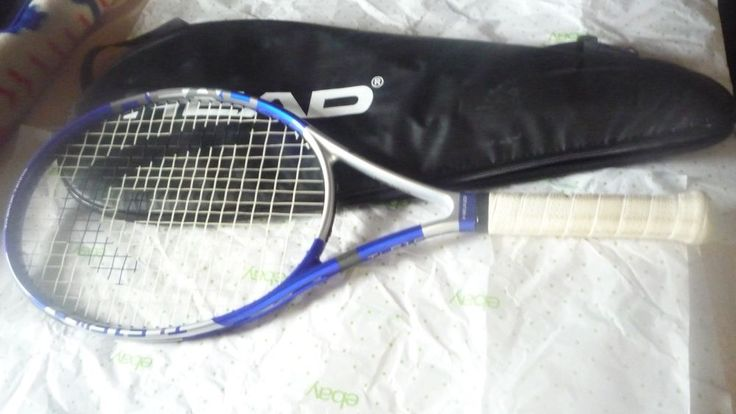 Head Ti S1 Pro Tennis Racquet Titanium Oversize w/ Cover Great Condition! | Sporting Goods, Tennis & Racquet Sports, Tennis | eBay!
