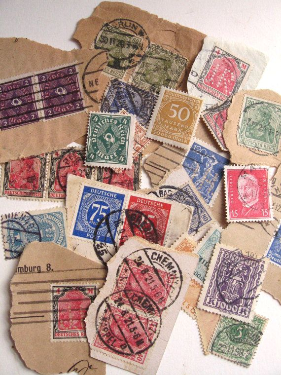 I love ephemera....with all my old postcards, letters, stamps, even vintage hankies, make COLOR copies and use for decopauge.