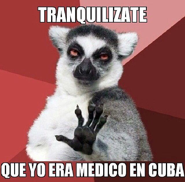 Cógelo con teikirisi !! Cubans be like .