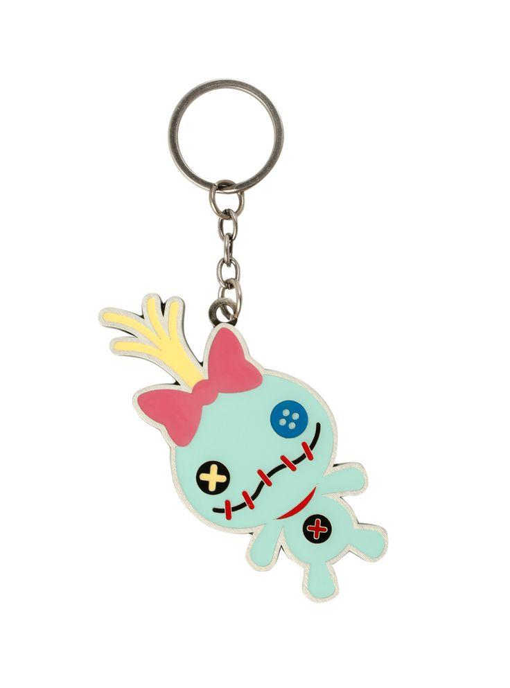 Disney Lilo & Stitch Scrump Key Chain | Hot Topic