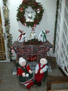 Abuelitos navideños